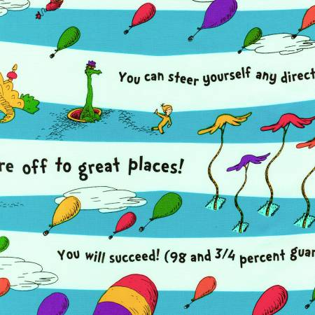 Dr Seuss Oh The Places You'll Go  #ADE18387195