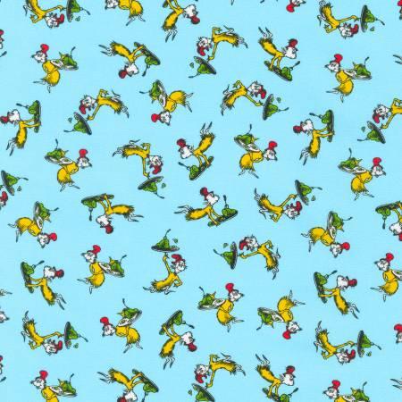 A Little Dr Seuss 20822-4 Blue Eggs & Ham