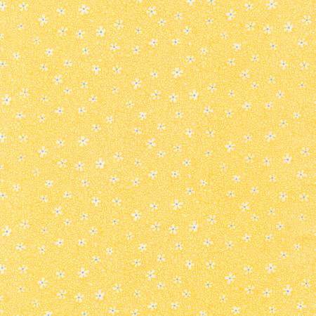 Darlene's Favorites - Yellow Flower 1930's Reproduction Print
