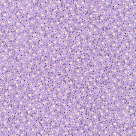 +Purple Squares 1930's Reproduction