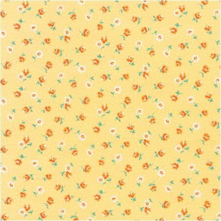 Darlene's Favorite Yellow 1930's Reproduction