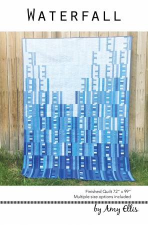 Waterfall Quilt Pattern