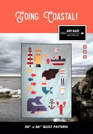Going Coastal! Quilt Pattern
