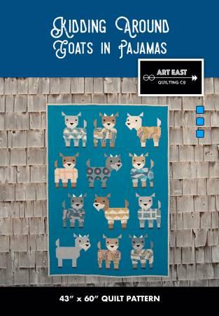 Kidding Around Goats Quilt Pattern