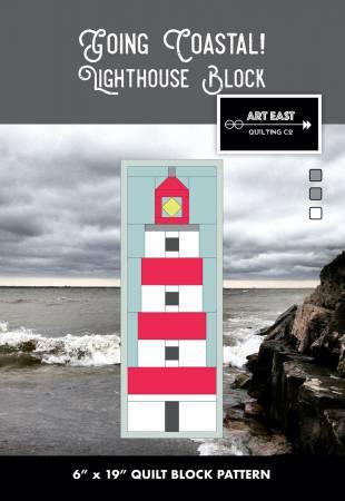 Going Coastal! Quilt Lighthouse Block