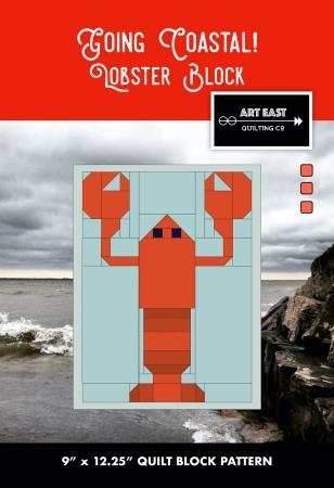Going Coastal! Quilt Lobster Block