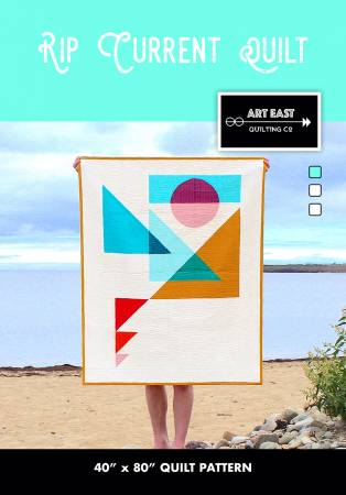 Rip Current Quilt Pattern