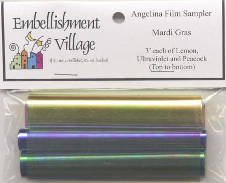 Angelina Film Mardi Gras Sampler