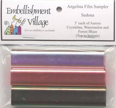 Angelina Film Sedona Sampler
