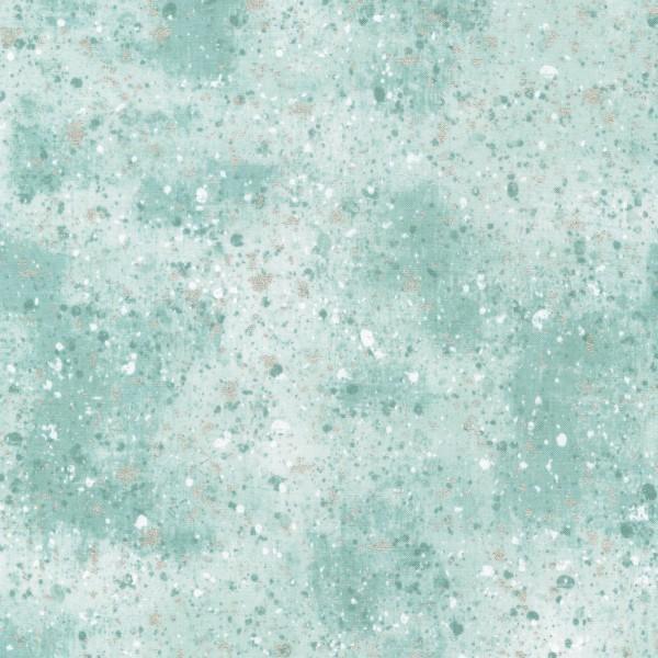 Aqua Ice w/Metallic