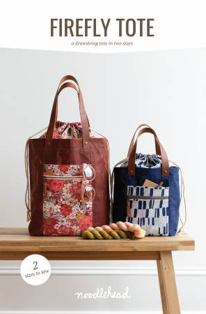 Firefly Tote by Noodlehead