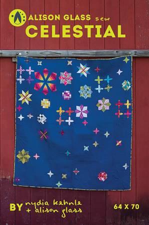 Celestial Quilt Pattern - 64 x 70