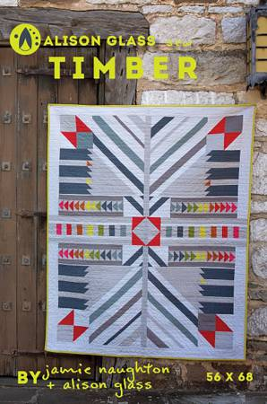 Timber Quilt Pattern by Alison Glass