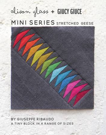 Mini Series Stretched Geese Pattern