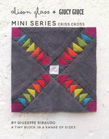 Mini Series Criss Cross Pattern