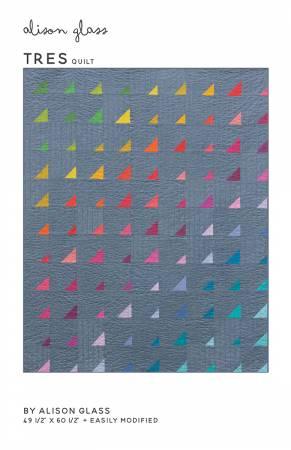 Alison Glas Tres Pattern