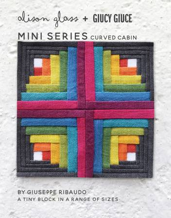 Mini Series Curved Cabin Pattern by Alison Glass and Giucy Giuce