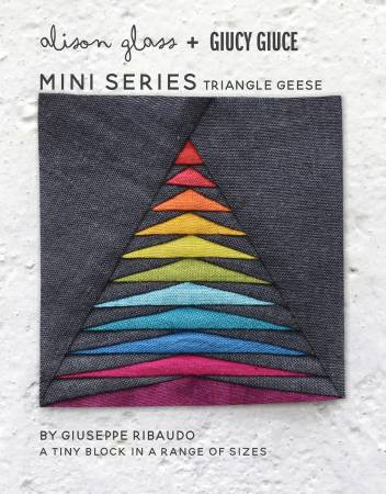 Mini Series Triangle Geese