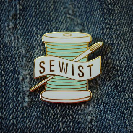 Sewist Pin Aqua