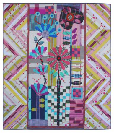 Safe Passage Quilt Pattern by Anna Maria Horner