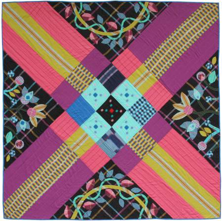 Cross Country Quilt - Pattern
