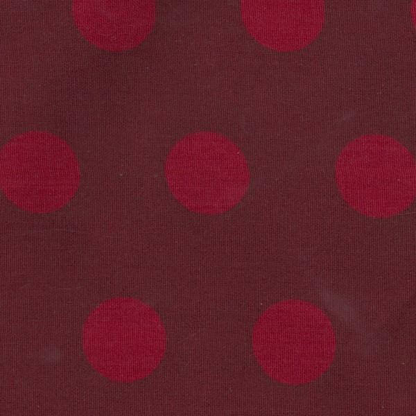Tea Towel Red Polka Dot