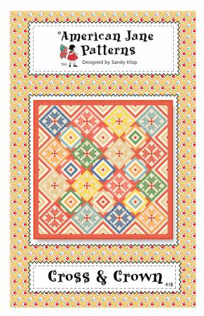 Cross & Crown Quilt