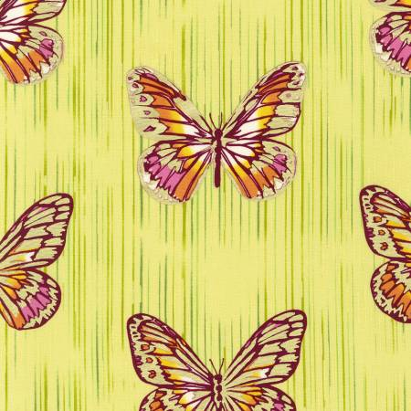 Spring Shimmer - Sprout Butterfly