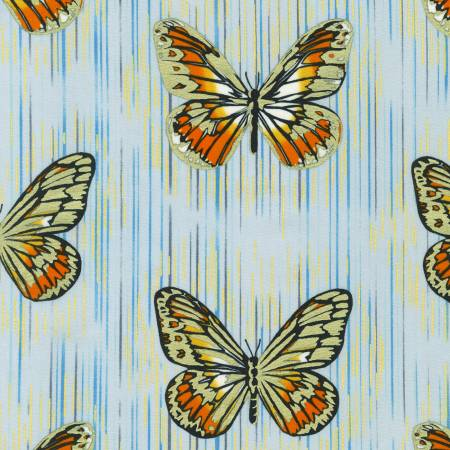 Spring Shimmer - Breeze Butterfly