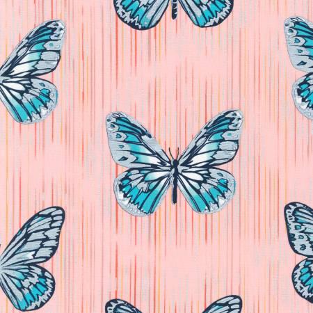 Spring Shimmer - Blush Butterfly