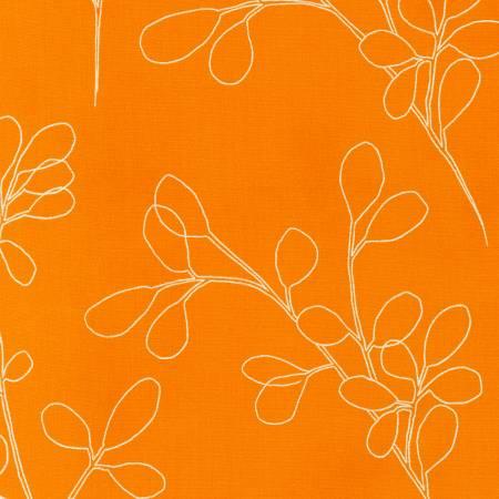 Spring Shimmer - Nectarine Floral