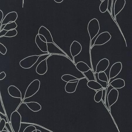 Spring Shimmer - Midnight Floral