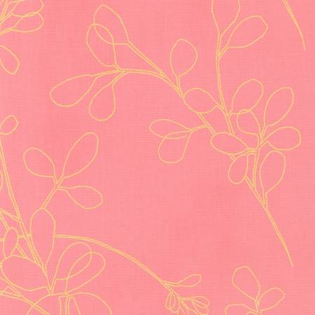 Spring Shimmer - Blush Floral