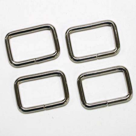Rectangle Ring For 1in Belt AK 5 24S