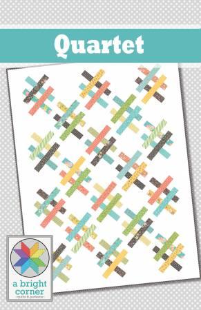 Quartet Quilt Pattern