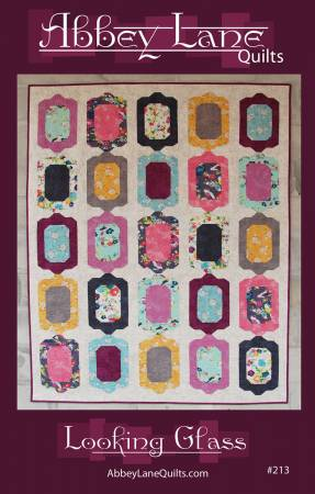 Looking Glass Quilt Pattern by Abbey Lane Quilts
