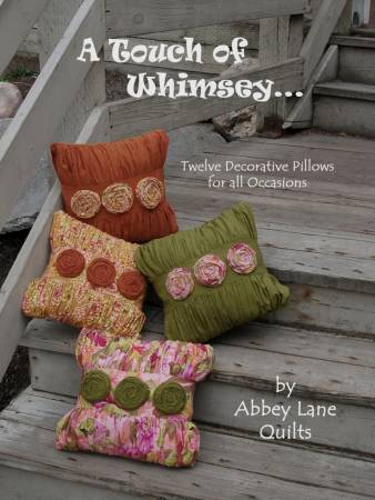 A Touch Of Whimsey - Softcover