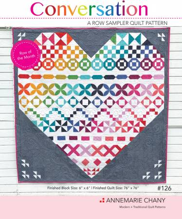 Conversation Row Of The Month Sampler