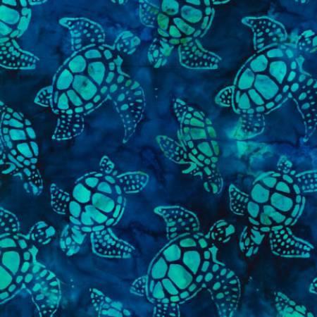Regatta Sea Turtle Batik