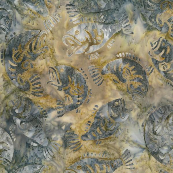 Nature Fish Batik