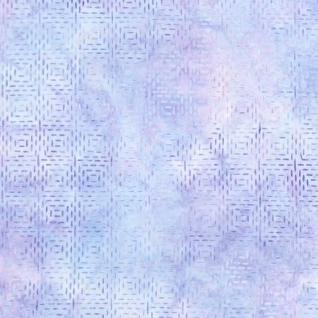 Robert Kaufman Lavender Fancy Feathers Batik 19028-23