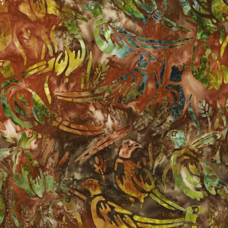 Earth Batik