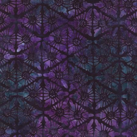Purple Desertscapes Batik AMD-19165-6