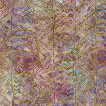 Desertscapes Batik, Sundance Geometric, by Lunn Studios for Robert Kaufman