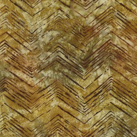 Gold Batik