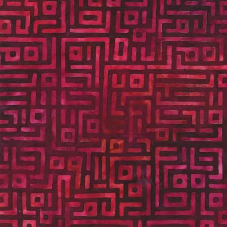 Scarlet Batik