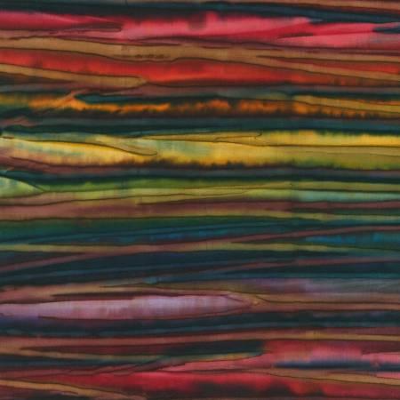 Patina Handpaint Batik - Wild