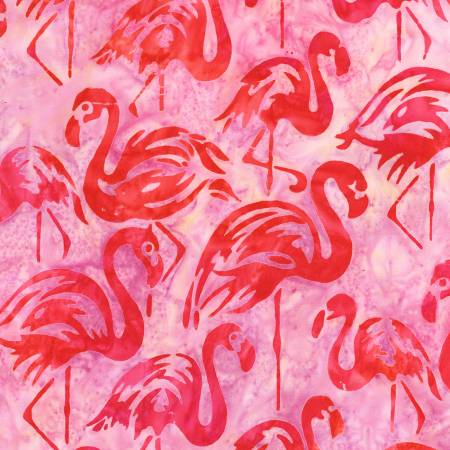 Flamingos Flamingo Batik