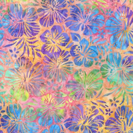 Flowers Tropical Batik