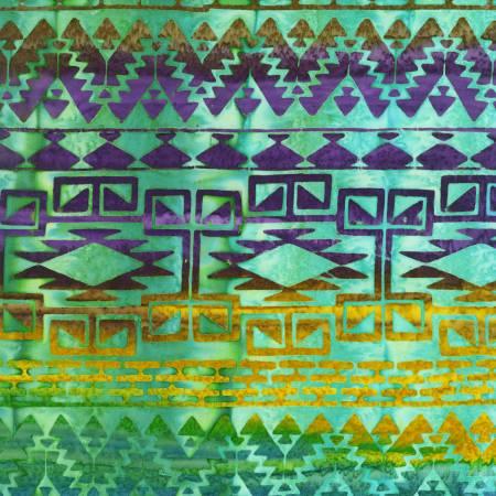 Desertscapes Aztec adventure Batik